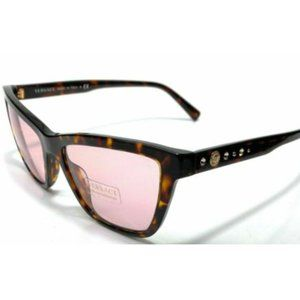 Versace Women's Havana Sunglasses!